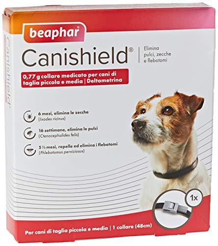 Beaphar Canishield Collare Antiparassitario Small Medium