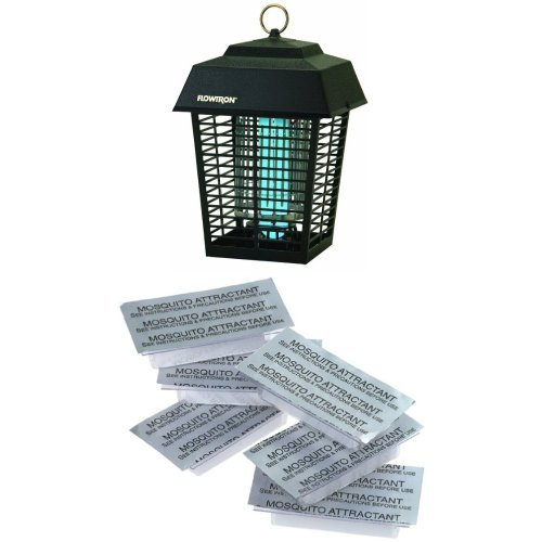 Flowtron BK-15D Electronic Insect Killer and Attractant Bundle