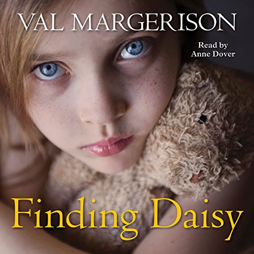 Finding Daisy audiobook cover art