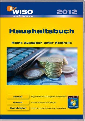 WISO Haushaltsbuch 2012