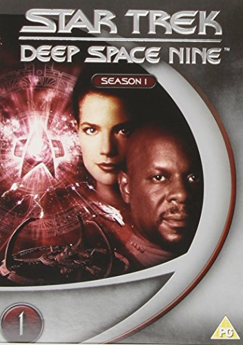 Star Trek Deep Space 9 Series 1 [Reino Unido] [DVD]