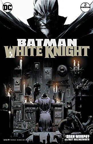 Batman: White Knight (2017-2018) #2 (Batman: White Knight (2017-)) (English Edition)