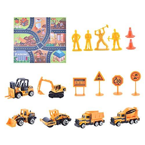 jingjing 2021 nuevo regalo – niños niños tráfico, kits de juguetes de la ciudad, mapa de la escena de los coches, señales de carretera, modelo de regalo (02)