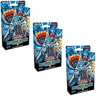 Yu-Gi-Oh! TCG: Mechanized Madness Structure Deck (Set of 3)
