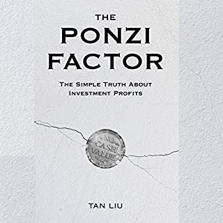 The Ponzi Factor audiobook cover art