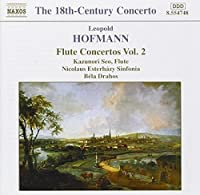 Hofmann: Flute Concertos 2 (2001-10-16)