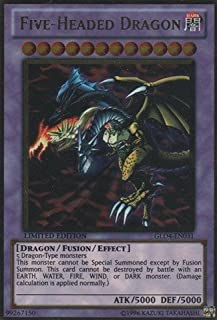 five headed dragon limited edition