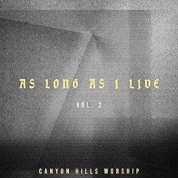 As Long As I Live Vol. 2 (Live)