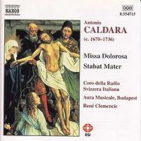 Caldara: Missa Dolorosa - Stabat Mater / Rene Clemencic (2000-08-15)