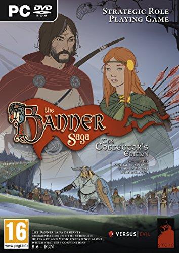 The Banner Saga: The Collector's Edition [Importación Inglesa]