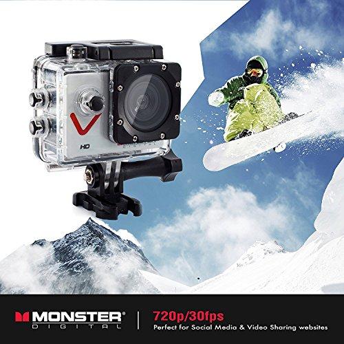 Monster Digital Monster Vision Digital Camcorder - 1.7