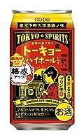合同酒精 スピリッツ 缶チューハイ トーキョーハイボール 350ml缶 1ケース24本入