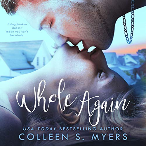 Whole Again audiobook cover art