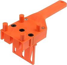 Tiamu Barrilete de Espiga de La Carpintería 6 8 10Mm Guía de Taladro Manguito de Metal Taladro de Agujero de Junta de Pin de Madera de Mano Ht2514