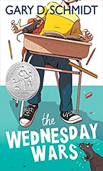 The Wednesday Wars by [Gary D. Schmidt]