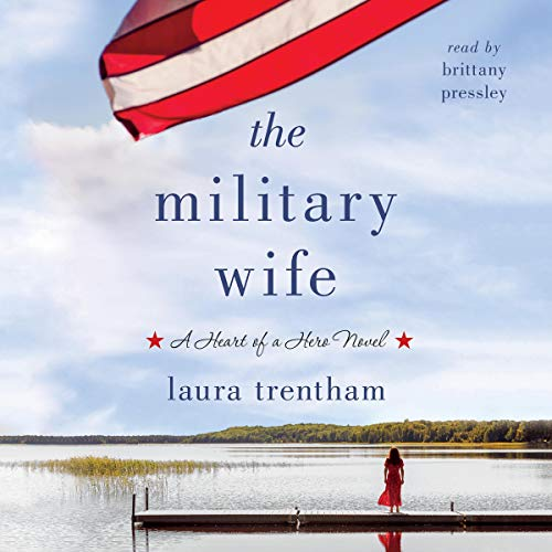 The Military Wife audiobook cover art