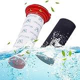 Love U Washable Foam + Microsan Stick Filter...