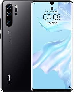 Huawei P30 Pro 8 Stunning 6.47 Inch OLED Display, Android.TM 9.0 Pie, EMUI 9.1.0 Sim-Free Smartphone - International Version/No Warranty Dual Sim VOG-AL10/DS 512GB (Midnight Black)