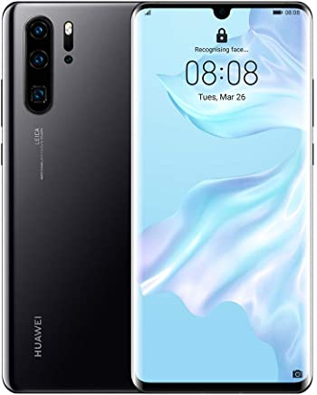$844 Get Huawei P30 Pro 8 Stunning 6.47 Inch OLED Display, Android.TM 9.0 Pie, EMUI 9.1.0 Sim-Free Smartphone - International Version/No Warranty (Midnight Black Dual Sim VOG-L29, 256GB)…
