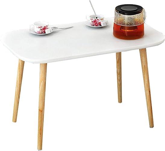 Table Basse, Mini Table Basse Minimaliste Moderne Style Européen Petite Table Carrée Chambre Table De Lit