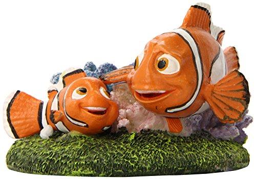 Penn Plax NMR7 Nemo und Marlin Schwammkopf, 10.2 cm