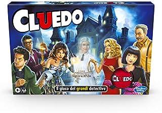 CLUEDO con Fantasma de Mrs. White: Amazon.es: Juguetes y juegos