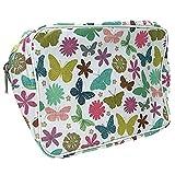 Wash Bag Kulturtasche Waschtasche Kulturbeutel Butterfly