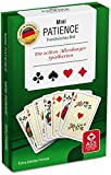 ASS 22570097 - Mini-Patience-Das Klassische Kartenspiel-im Miniformat