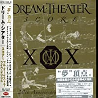 Score: 20th Anniversary World Tour Live W by Dream Theater (2008-01-13)