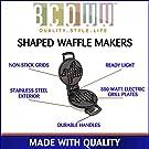 The Texas Waffle Maker #2