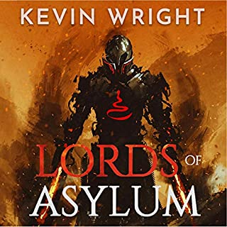 Lords of Asylum audiobook cover art