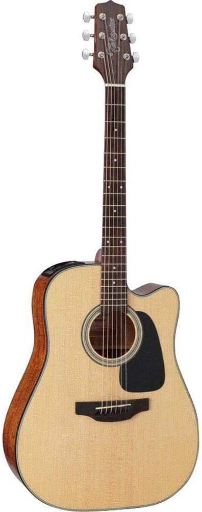 TAKAMINE gd15ce-nat Dreadnought Cutaway Guitarra Electroacústica, Natural