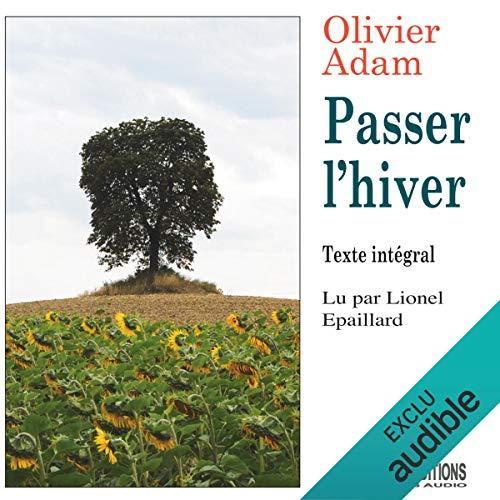 Passer l'hiver audiobook cover art