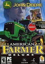 John Deere: American Farmer - Deluxe / John Deere: American Builder - Deluxe - PC