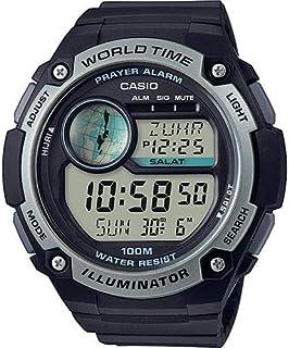 Casio Sport Watch For Boys Digital Resin - CPA-100-1AV
