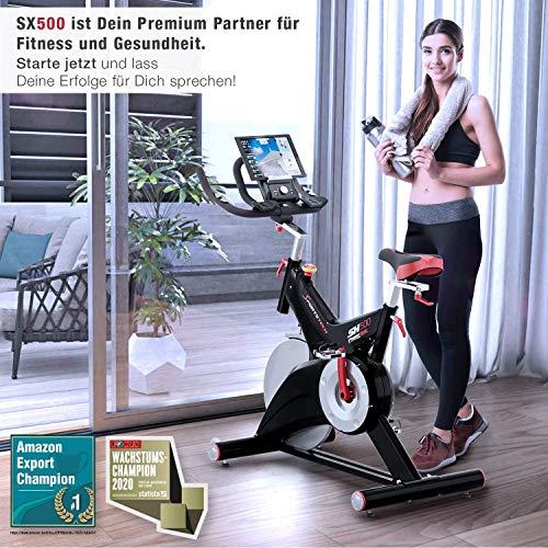 Sportstech Indoor Speedbike SX500 Bild 5*