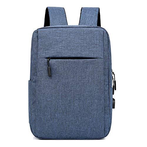Laptop Bag Backpack New Backpack School Bag Rucksack Anti Theft Male Men Laptop Usb Backpacks Travel Daypacks Leisure Backpack Women Blue01 Free Fast Delivery