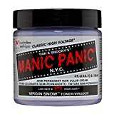 Manic Panic Virgin Snow Hair Toner - Blonde Toner