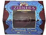 Zitner's Dark Chocolate Covered Cocoanut Cream Egg 8 Oz
