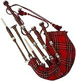 Cornemuse écossaise Royal Steward avec livre pour apprendre à jouer
