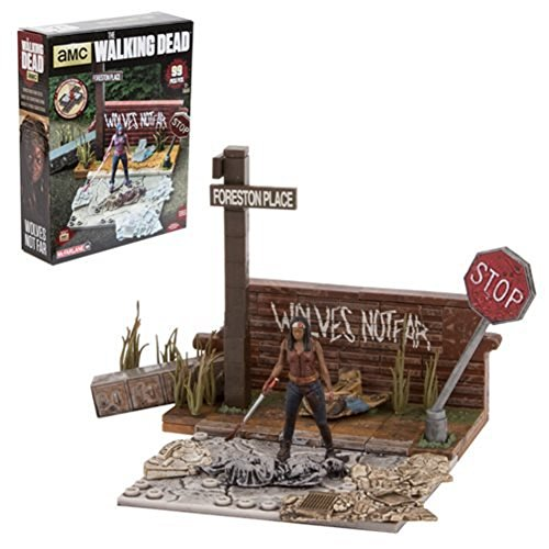 Wolves Not Far (The Walking Dead TV) McFarlane Construction Set by Unknown