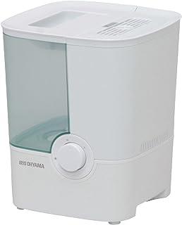 アイリスオーヤマ 加湿器 加熱式 アロマ対応 グリーン SHM-4LU-G