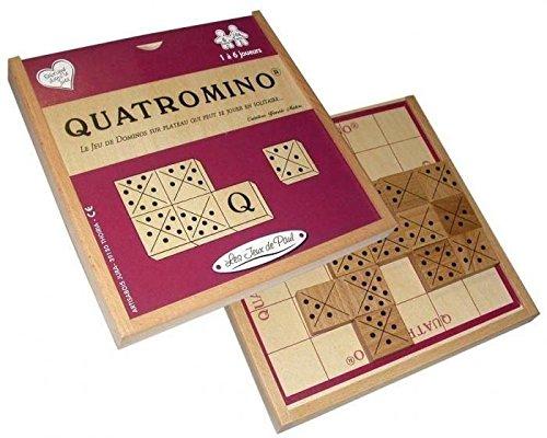 Les Jeux de Paul - Quatromino - Bois,Hêtre - 2700