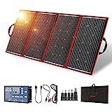 DOKIO 300 Watts 18 Volts Portable Foldable Solar Panel Monoc...