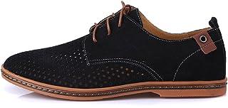 Chaussures de Ville Homme PU-Cuir Suede Oxfords Derbys Chaussure