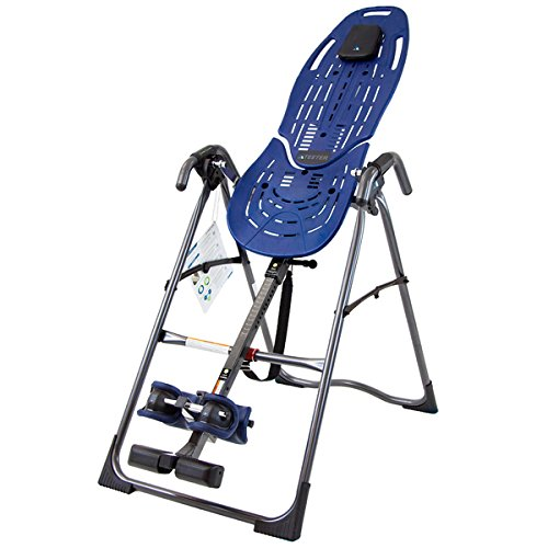 LBN Inversion Therapy Table Gravity Hang Back Pain Relief Ab Stamina Inverse Stretch Heavy Duty
