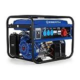 EBERTH 5500 Watt Stromerzeuger mit E-Start