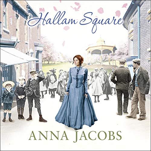 Hallam Square audiobook cover art