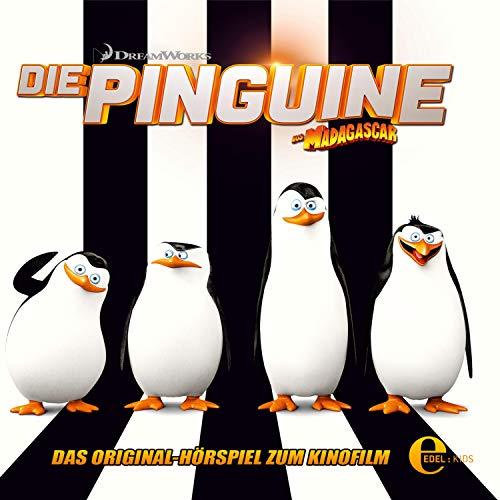Die Pinguine aus Madagascar. Das Original-Hörspiel zum Kinofilm Titelbild