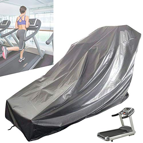 Mihoutao Treadmill Cover, Dustproof Waterproof Heavy-Duty Fitness Equipment Treadmill Cover Fit for Home Non-Folding Running Machine (Size : 20095150cm)